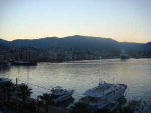 Το λιμάνι της Χίου.
