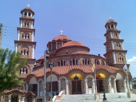 Ναός Αγίου Παντελεήμονος Αμπελοκήπων